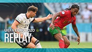 Euro 2020 - Replay: Portugal V Germany