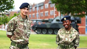 Blue Peter - Richie And Mwaksy Face Their Toughest Test Yet