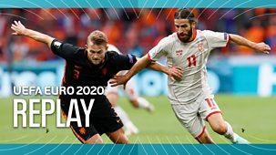 Euro 2020 - Replay: North Macedonia V Netherlands