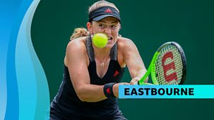 Tennis: Eastbourne - 2021: Day 3