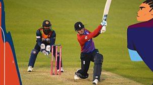 T20 Cricket - 2021: 1. England V Sri Lanka: First T20