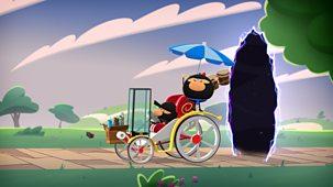 Ninja Express - Series 1: 5. A Carriage