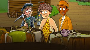 Horrible Histories - Animated Specials: 1. Gruesome Guide To Growing Up