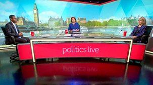 Politics Live - 28/06/2021