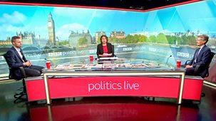 Politics Live - 29/06/2021