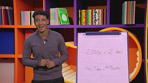 Bitesize: 7-9 Year Olds - Maths: 131. Measuring Length