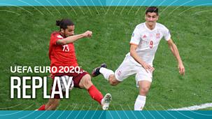 Euro 2020 - Euro 2020 Match Replay: Switzerland V Spain