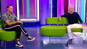 The One Show - 12/07/2021