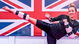 Jade Jones: Fighting For Gold - Episode 21-07-2021