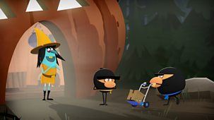 Ninja Express - Series 1: 20. Soup