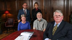 Murder, Mystery And My Family - Case Closed? Series 3: 5. Chesham