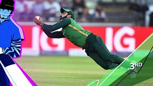Odi Cricket - 2021: England V Pakistan: Third Odi
