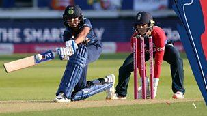 Women's T20 Cricket - 2021: England V India T20