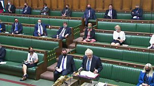 The Week In Parliament - 15/07/2021