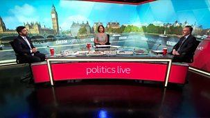 Politics Live - 19/07/2021