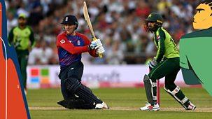 T20 Cricket - 2021: England V Pakistan: Third T20