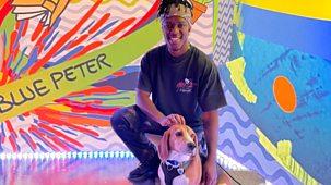 Blue Peter - Ksi Earns His Bp Badge!