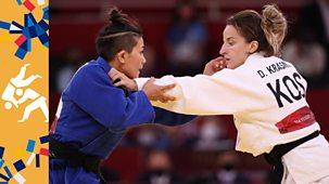 Olympics - Day 1: Bbc Two - Judo