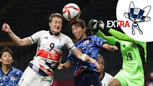 Olympics - Day 1: Extra