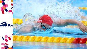 Olympics - Day 2: Bbc One - 09:00-12:00