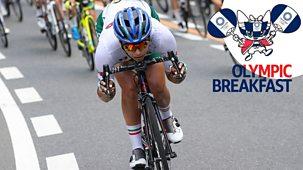 Olympics - Day 2: Olympic Breakfast