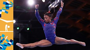 Olympics - Day 2: Bbc One - Gymnastics