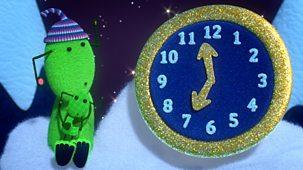 Hushabye Lullabye - Series 2: 8. Tick Tock Clock