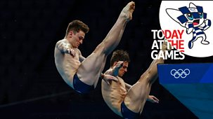Olympics - Day 3: Today At The Games