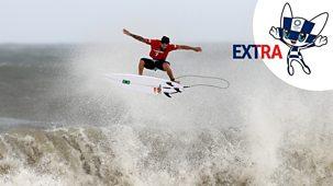 Olympics - Day 4: Extra