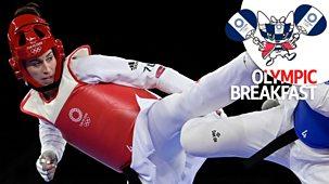 Olympics - Day 4: Olympic Breakfast