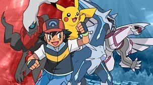 Pokémon: Diamond And Pearl - Movies: 1. Pokémon: The Rise Of Darkrai