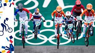 Olympics - Day 7: Bbc One 15:00-18:00