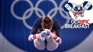 Olympics - Day 7: Olympic Breakfast