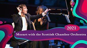 Bbc Proms - 2021: Mozart's Final Symphonies