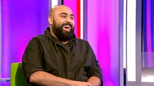 The One Show - 03/08/2021