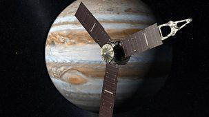 The Sky At Night - Juno And Jupiter