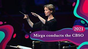 Bbc Proms - 2021: Mirga Grazinyte-tyla Conducts The Cbso