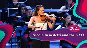 Bbc Proms - 2021: Nicola Benedetti And The Nyo