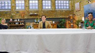 Celebrity Masterchef - Series 16: Episode 3