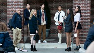 Gossip Girl (2021) - Series 1: 1. Just Another Girl On The Mta