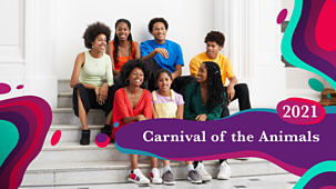 Bbc Proms - 2021: Carnival Of The Animals With The Kanneh-masons
