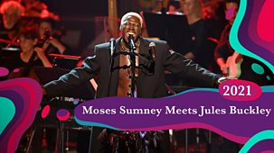 Bbc Proms - 2021: Moses Sumney Meets Jules Buckley And The Bbc Symphony Orchestra
