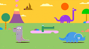 Hey Duggee - Top Of The Pups: 1. Dinosaur Song