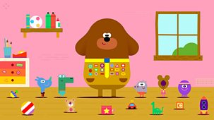 Hey Duggee - Series 3: 41. The Counting Badge