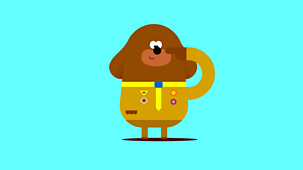 Hey Duggee - Top Of The Pups: Heads, Shoulders, Knees And Toes