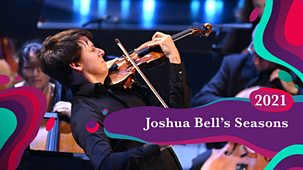 Bbc Proms - 2021: Joshua Bell's Seasons – Vivaldi Vs Piazzolla