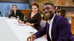 Celebrity Masterchef - Series 16: Episode 15