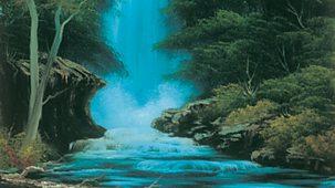 The Joy Of Painting - Series 4: 39. Graceful Waterfall