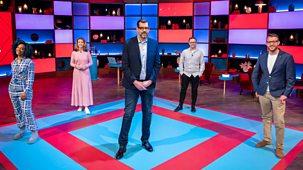 Richard Osman's House Of Games - Series 5: Week 4: Monday