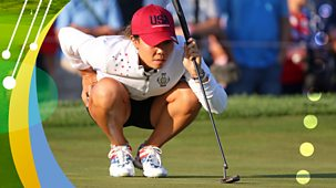 Golf: Solheim Cup - 2021: Day Two Highlights